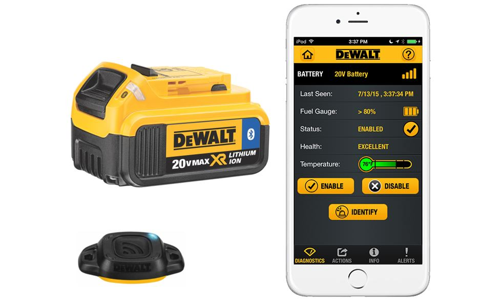 DEWALT Device and App