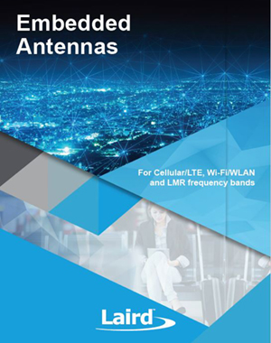 Embedded Antenna Brochure Cover