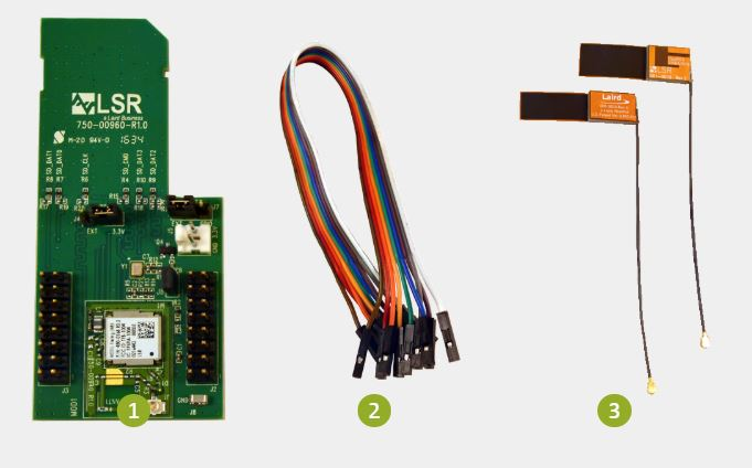 Sterling-LWB5 Wi-Fi plus Bluetooth Module | Laird Connectivity