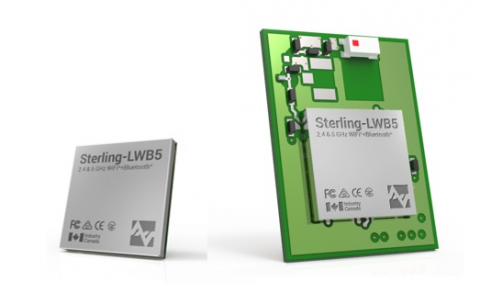 Laird Business LSR Expands Sterling Family of Wi-Fi Modules with New  Solutions for Embedded and 802.11ac