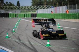 Akron Formula SAE Electric Team Leverages Laird's RM024