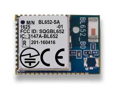 BL652 Series - Bluetooth v5 + NFC