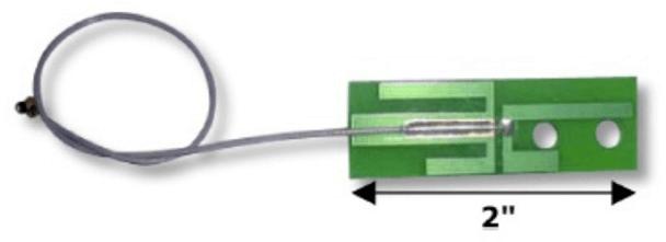 Nanogreen Series Antennas