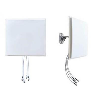 PDQ Series- Directional 4-port Antennas