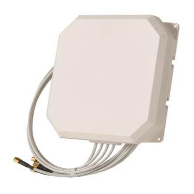 PSQ Series - Directional 4-port Antenna