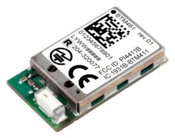 Laird Announces BTM46x Bluetooth Modules for iOS Devices
