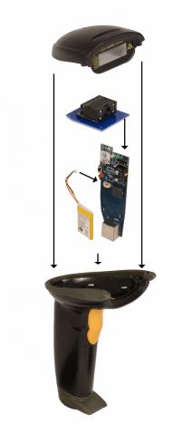 New Bluetooth Barcode Scanner Demo