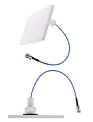 Laird Launches World's Thinnest, Smallest Ceiling-or Wall-Mounted Wideband Antennas