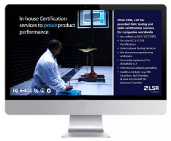 Webinar: Certification Testing when Designing with RF Modules