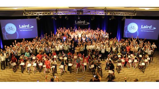 Laird Helps Underprivileged Children Dreams Come True