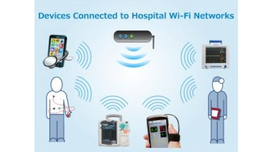 More Hospitals Adopt Wireless Medical Devices