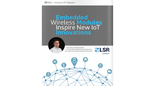 Wireless & RF Magazine Interview on IoT Innovations