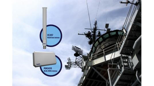 Laird Deploys communication systems in Japan to protect lives and infrastructure