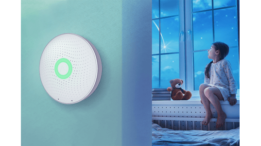 Laird's Connectivity Solutions Helps Airthings Wave Bring Wireless innovations to Smart Radon Monitoring.