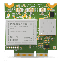 Pinnacle 100 with External Antenna Connector
