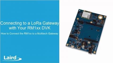 Multitech Gateway