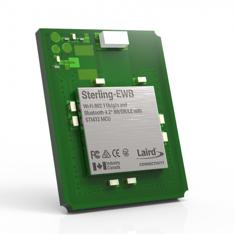 Sterling-EWB module with Chip Antenna