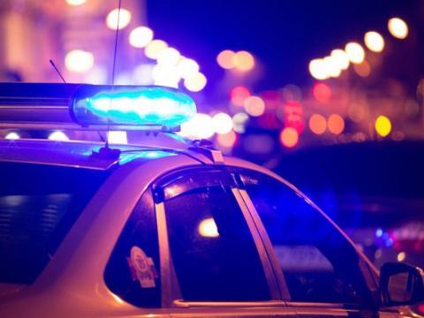 Police Car - Lights