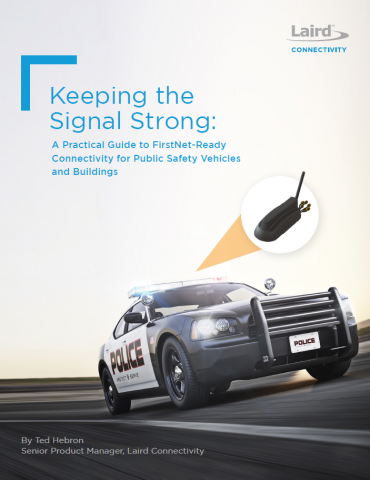 Keeping The Signal Strong - FirstNet White Paper