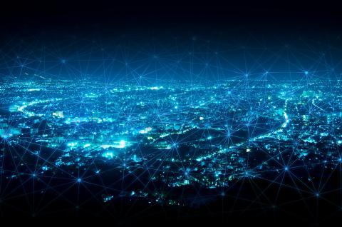 IoT City - Smart City Lights