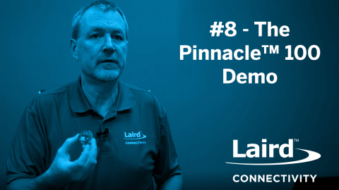 Connectivity Corner 8 - The Pinnacle 100 Demo