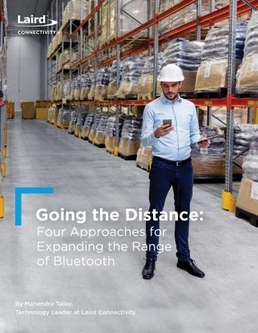 Bluetooth Range White Paper - Cover