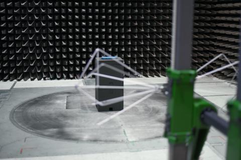 EMC Testing - Mast and RG1xx