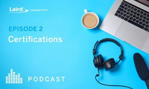 Podcast Episode 2 - Certifications