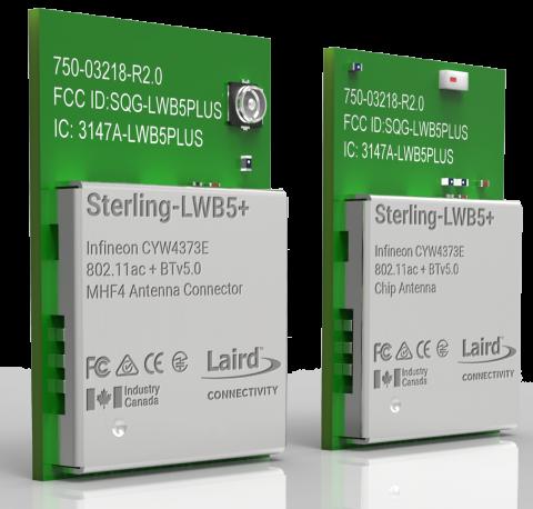 Sterling-LWB5+ WiFi Module