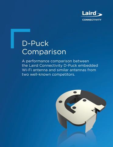 D-Puck Comparison White Paper - Cover