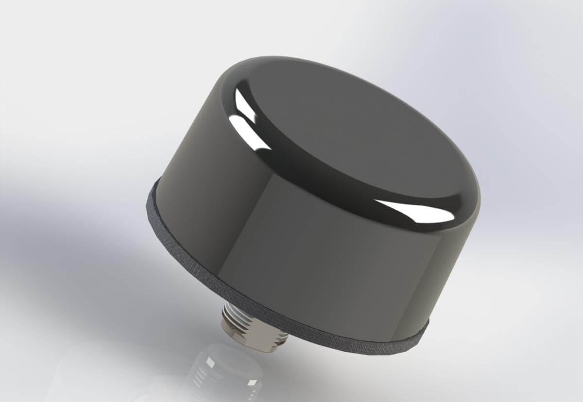 Full spectrum low-profile GPS Antennas