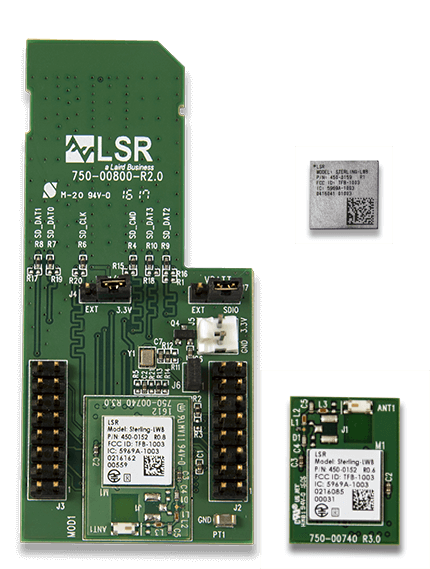Sterling-LWB Modules and Development Kits