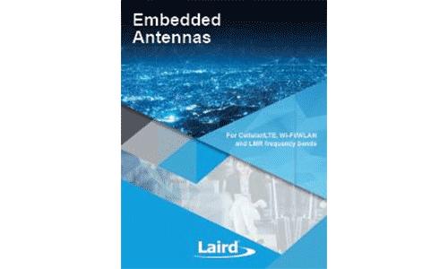 Embedded Antennas catalog cover