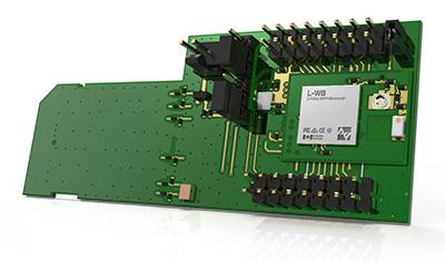 Sterling-LWB Development Kit with SD Card Form Factor