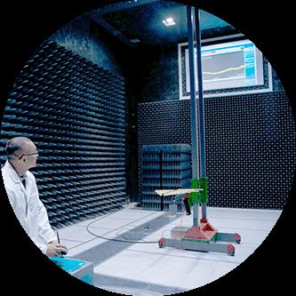 EMC and Antenna Testing