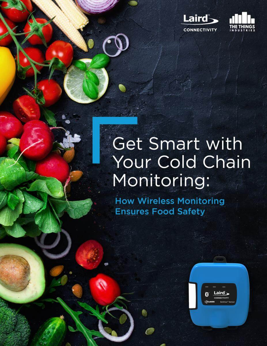 Get Smart with Your Cold Chain Monitoring
