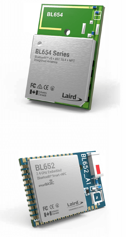 BL654 and BL652