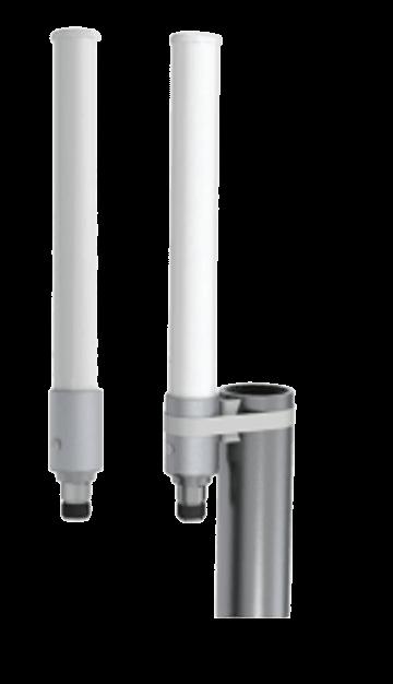 Cellular Baton Antenna