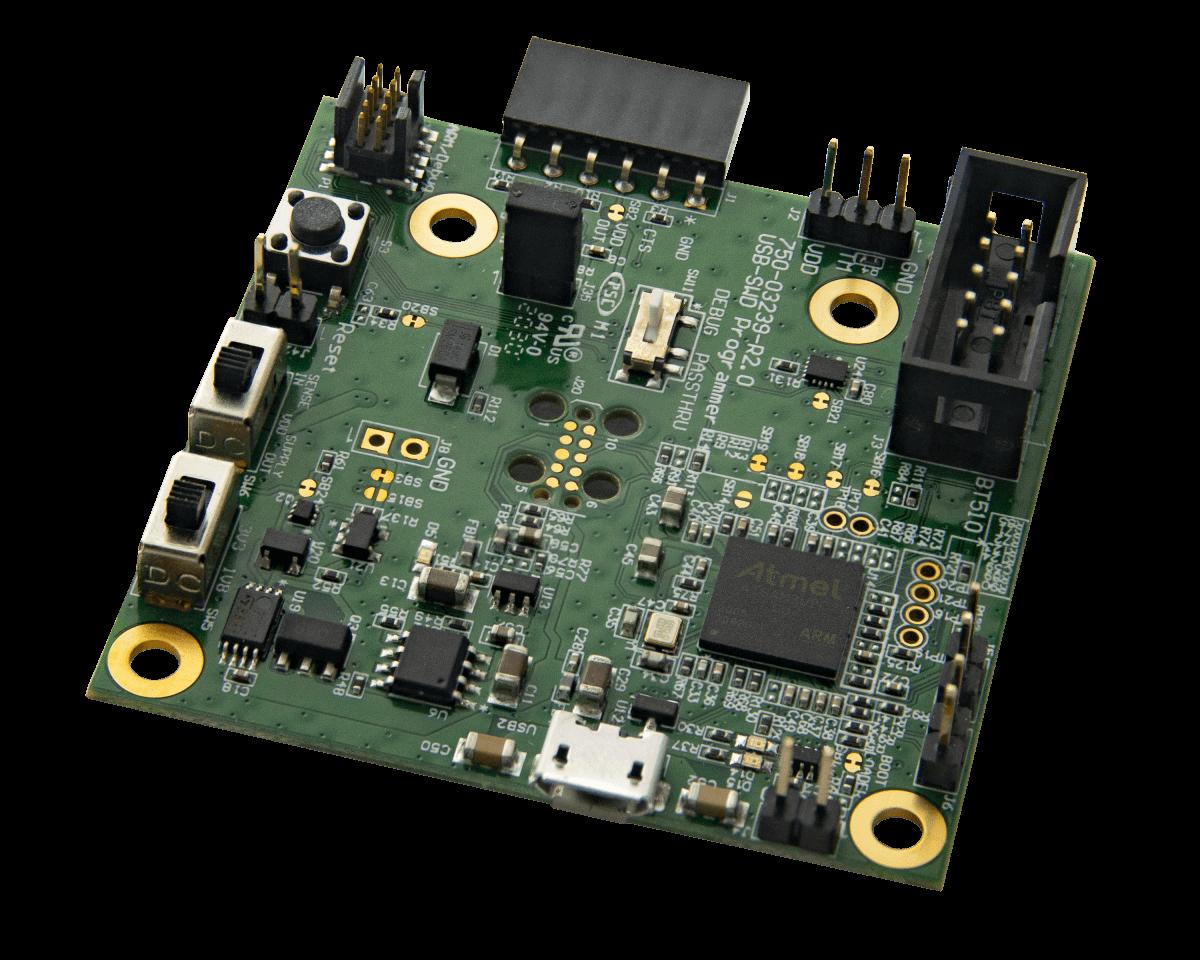 USB-SWD Programmer (Part # 453-00062-K1)