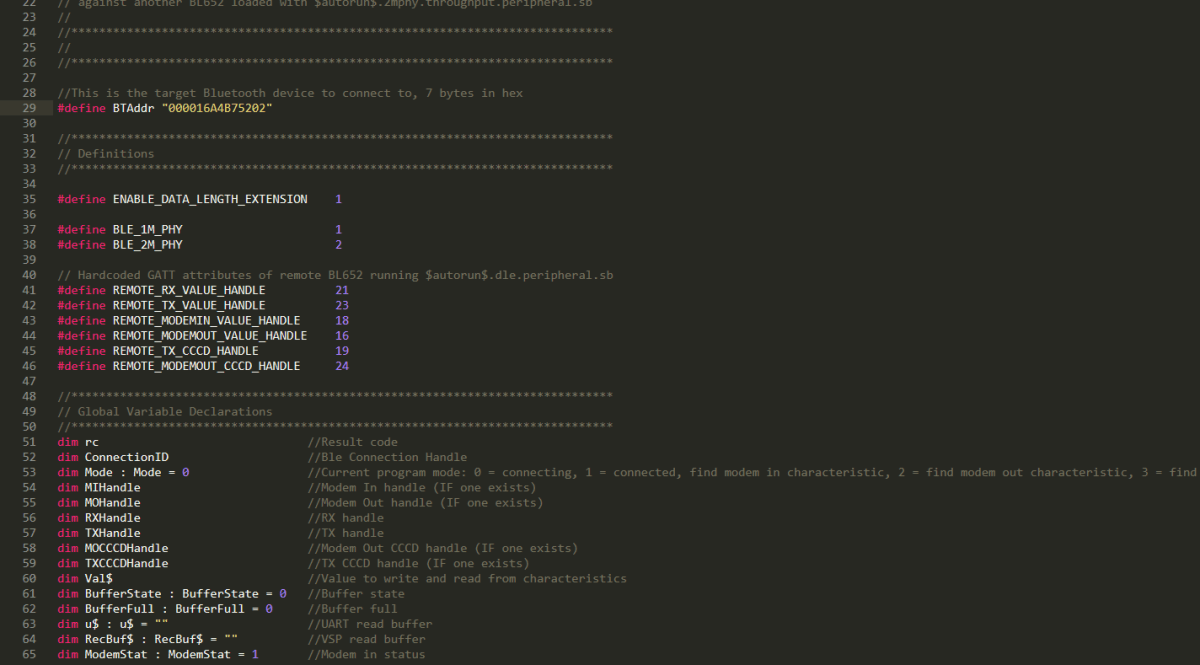 smartBASIC syntax highlighting - Sublime Text
