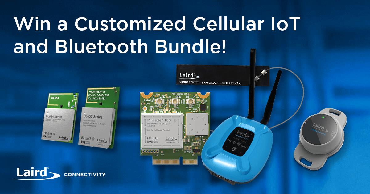 Cellular + Bluetooth IoT Bundle