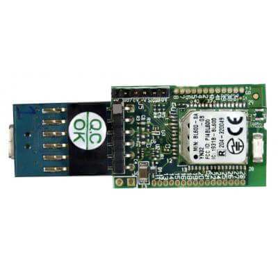 BA600 with USB-to-UART adapter
