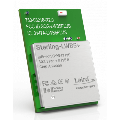 Sterling-LWB5+ with Chip Antenna (SMT)
