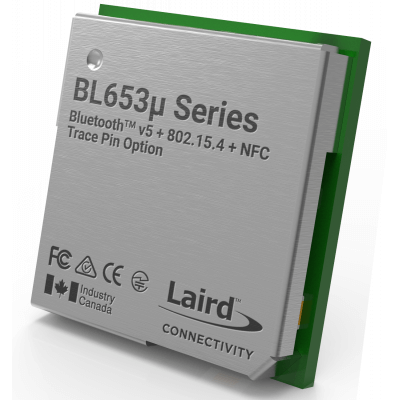 BL653µ with Antenna Trace Pin