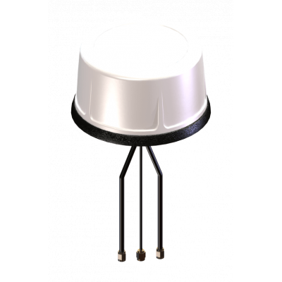 3-port 3G-4G/WiFi/GNSS Antennas