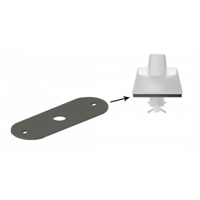 BKITVFX69383-001 - Between Ridge Mounting Kit