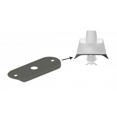 BKITVFX69383-003 - On Ridge Mounting Kit