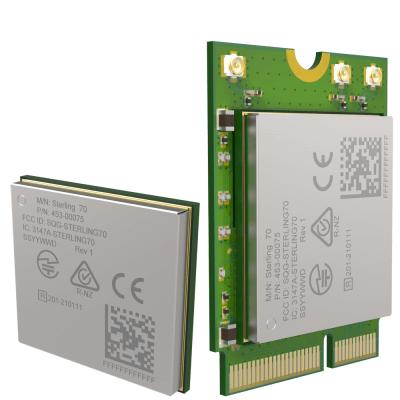 70 Series Wi-Fi + Bluetooth Modules