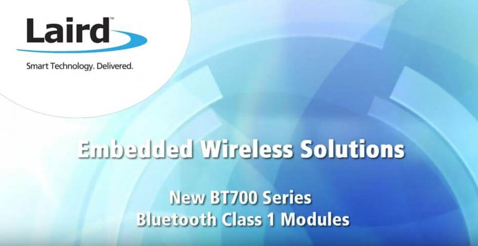 Embedded Wireless