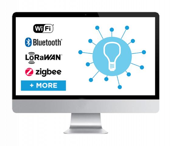 Monitor Graphic - Wireless Technologies